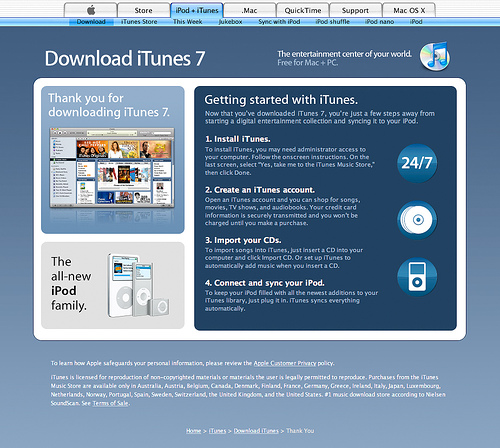Latest Download ITunes News