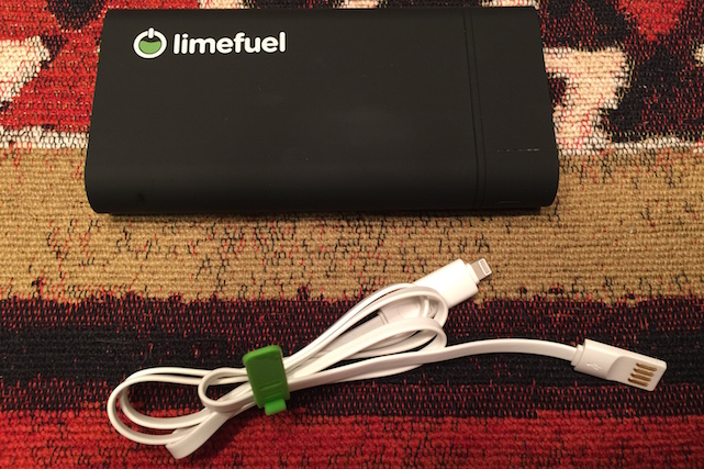 Limefuel Blast L240X Pro Battery Pack: Power to spare