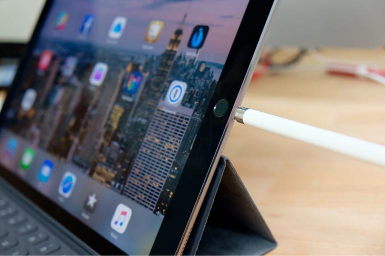 Pair an Apple Pencil with your iPad Pro