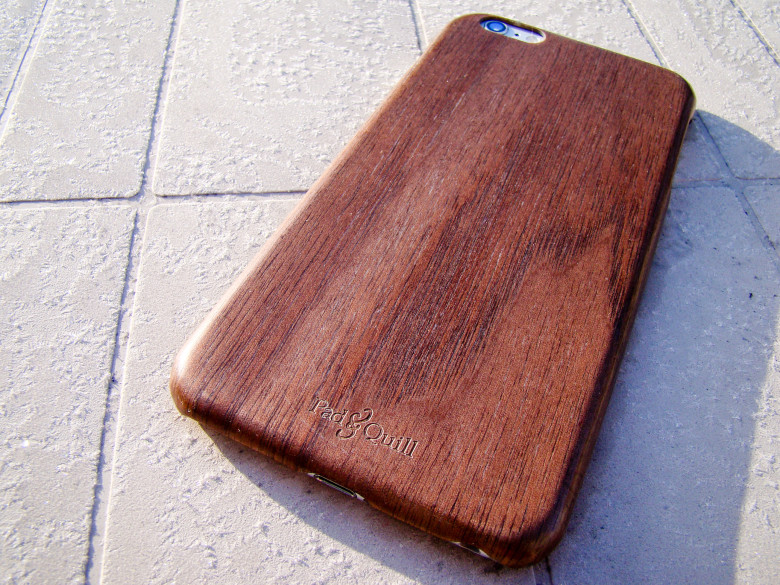 Super-thin case gives your iPhone a natural look