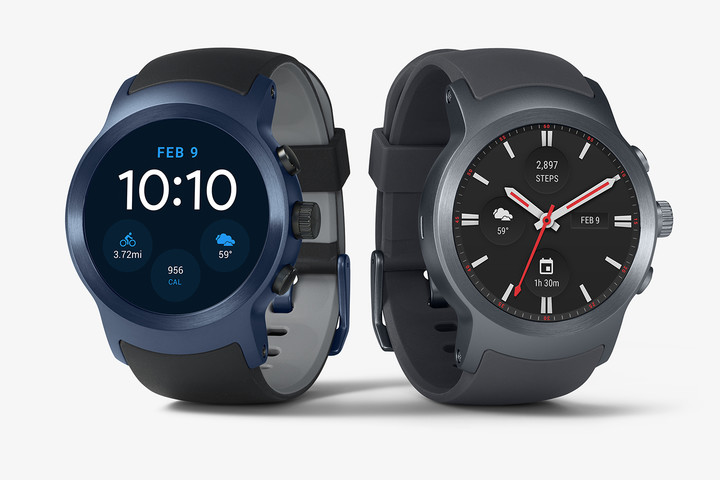 ANDROID WEAR IS BACK IN BUSINESS WITH TWO NEW WATCHES FROM LG