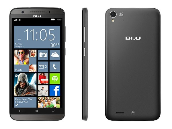 Blu Smartphones Re-Listed by Amazon After 'False Alarm' Over Spyware