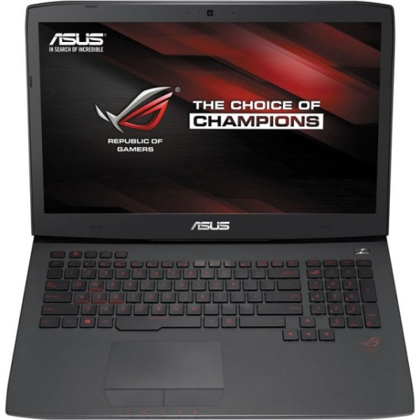 The Asus G751JY-DB72 is one heck of a gaming laptop
