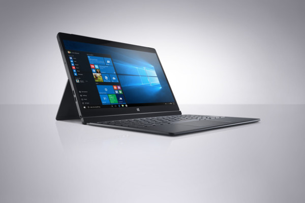 DELL TARGETS MICROSOFT SURFACE WITH 4K LATITUDE 12 TABLET
