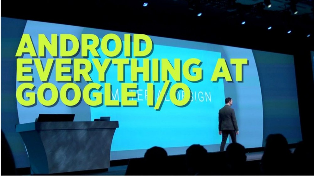 All You Need To Know About The Google IO 2014