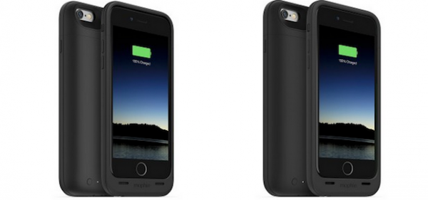 Mophie announces Juice Pack battery case for the iPhone 6 and 6 Plus