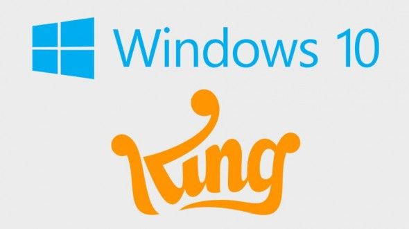 Windows 10 will automatically install Candy Crush Saga