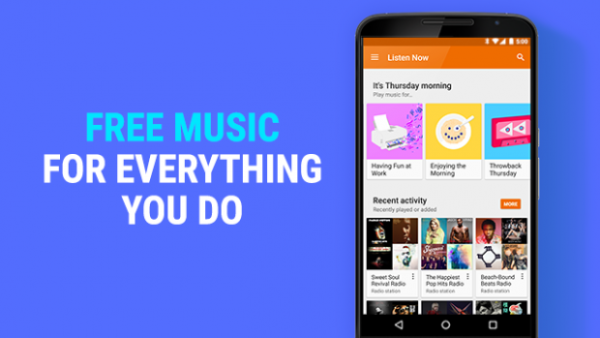Google launches free streaming music service to compete with Apple, Spotify