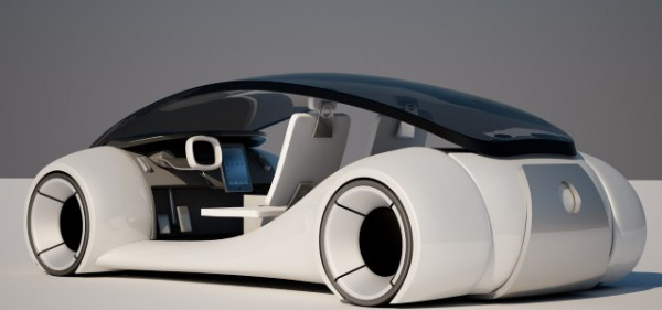 Apple supposedly working on an electric car with a 2019 launch date