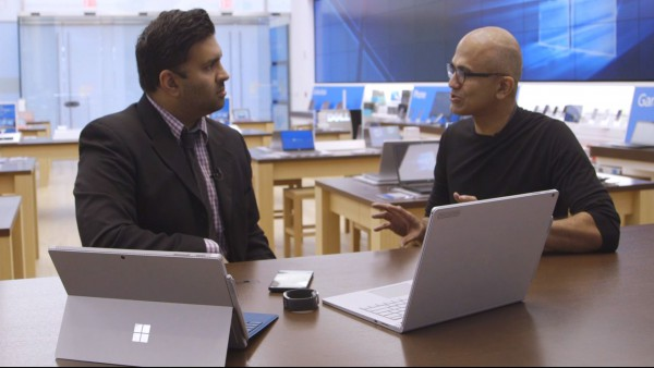 Microsoft is breaking its cloud-first promise