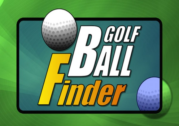 Lose fewer balls with Golf Ball Finder