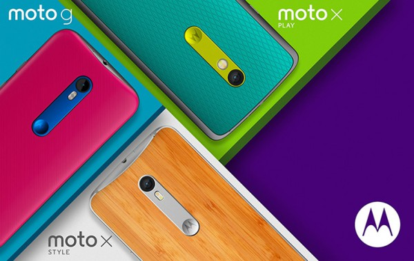 Motorola has a phone for everyone, unveils Moto G, X Play and X Style