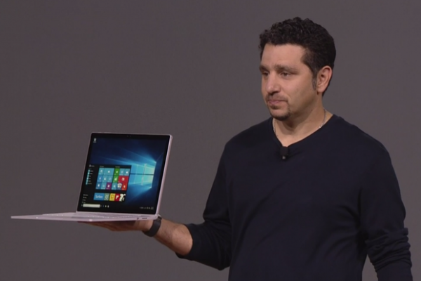 Surface Book pre-orders sell out on Microsoft's site