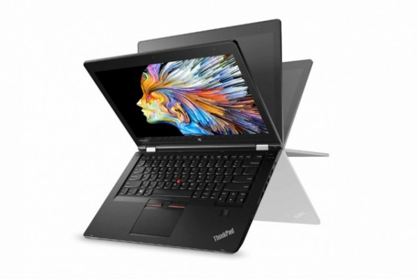 Lenovo teaches another ThinkPad how to do Yoga
