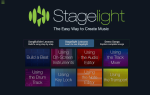 Android gets a serious music editing app With StageLight