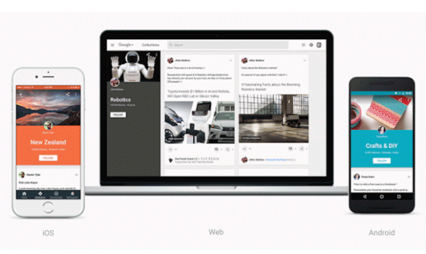 Google+ gets an overhaul