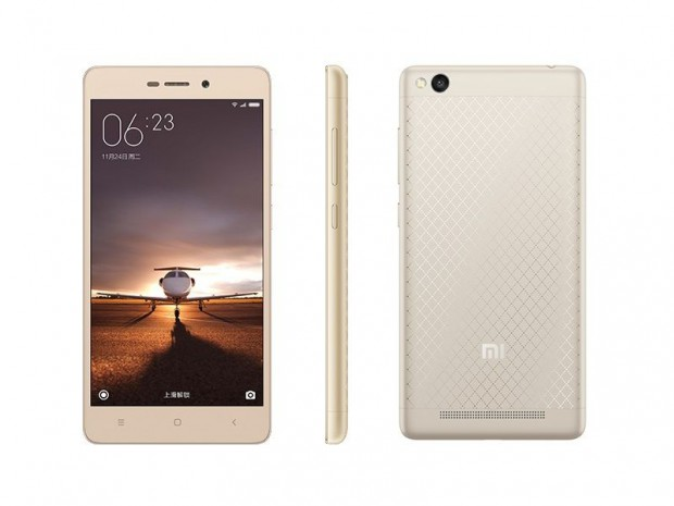 Xiaomi Redmi 3 With 4100mAh Battery, 5-Inch Display Launched