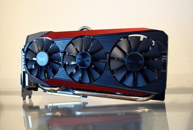 Asus STRIX Radeon R9 390X Review: Hawaii Gets 8GB