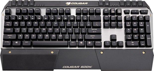 Taming the Cougar 600K Mechanical Gaming Keyboard