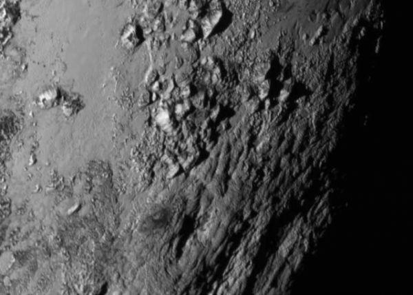 New Horizons Pluto update: mountains, moons, and more