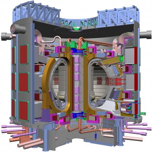 Risky fusion power study pays off by bringing plasma close to reactor walls