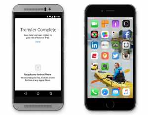 How 'Move to iOS' Might Change Competition