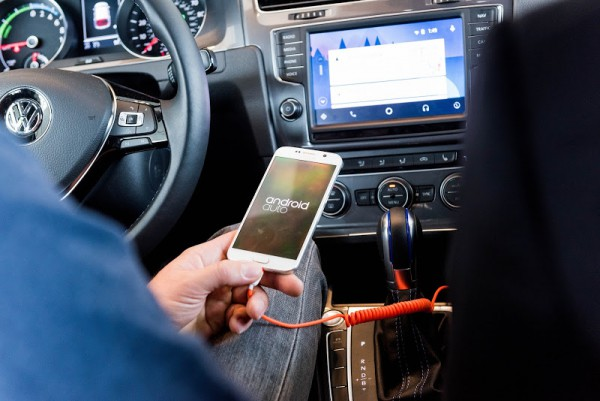 Android Auto Doesn't Ask for a Lot of Data, Says Google