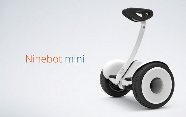 Xiaomi Launches Ninebot mini Self-Balancing Scooter and 60-Inch Mi TV 3
