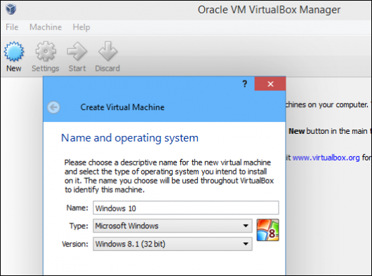 How to install Windows 10 Technical Preview as a virtual machine