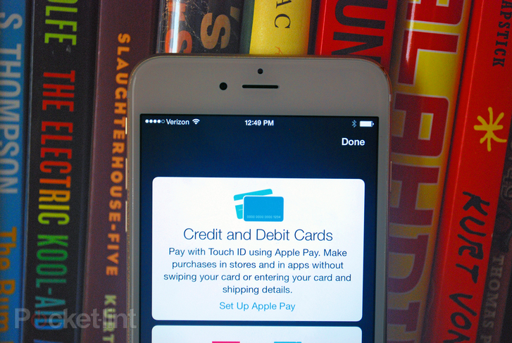 the datails about Apple Pay