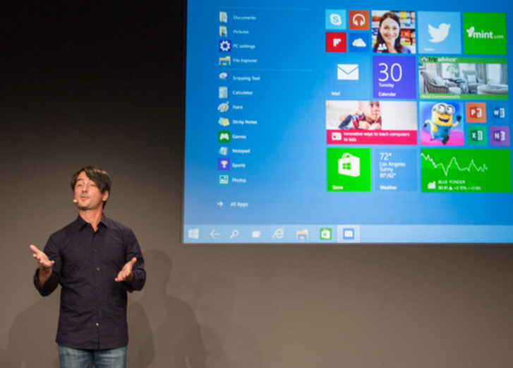 Windows 10 could come with new Spartan web browser, not IE 12