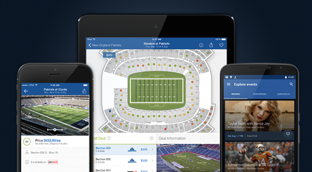 SeatGeek launches a marketplace for ticket sales, mobile transfers