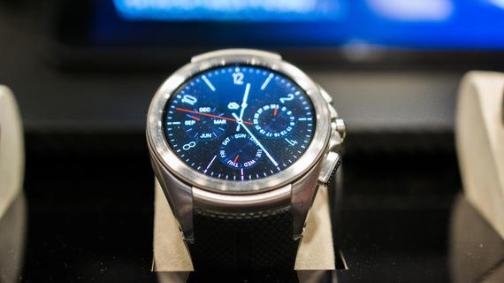 LG smartwatch issue