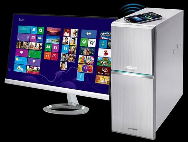 us unveils M70AD Desktop PC with NFC