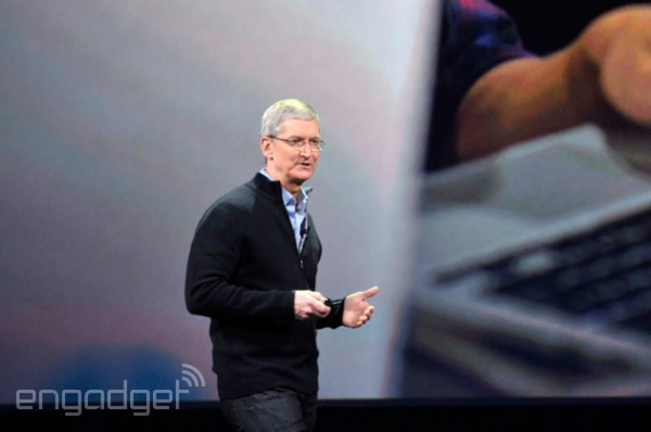 Tim Cook: Apple isn't becoming the new Microsoft