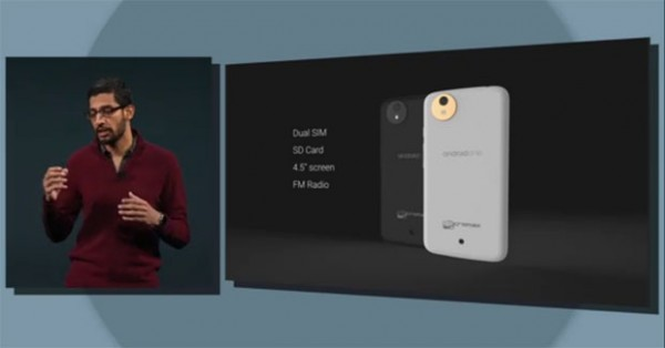 Google targets the next billion with Android One