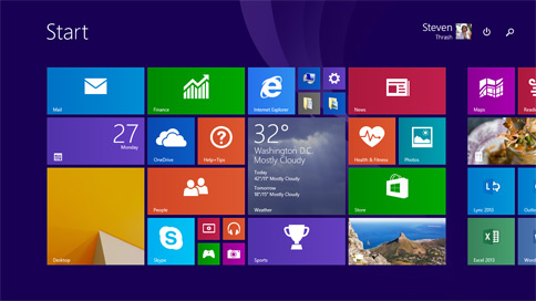 Windows 8.1 Update releasing on April 8