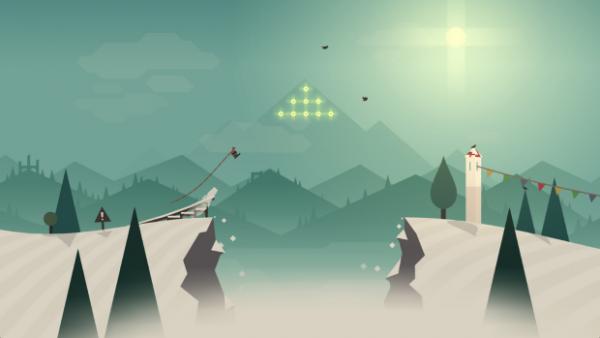 App of the Week: Alto's Adventure is a fun, addictive snowboarding sidescroller
