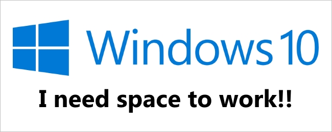 How can Windows 10 Function With as Little as 32 GB of Disk Space?