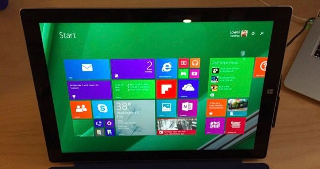 How to Reload Windows 8.1 on Your Surface Pro Tablet