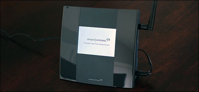 HTG Reviews the Amped Wireless TAP-EX Wi-Fi Extender: Beefy Power on the 2.4Ghz Band