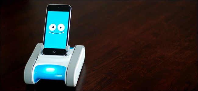 HTG Reviews The Romo: A Quirky Telepresence Robot It's Hard Not to Love