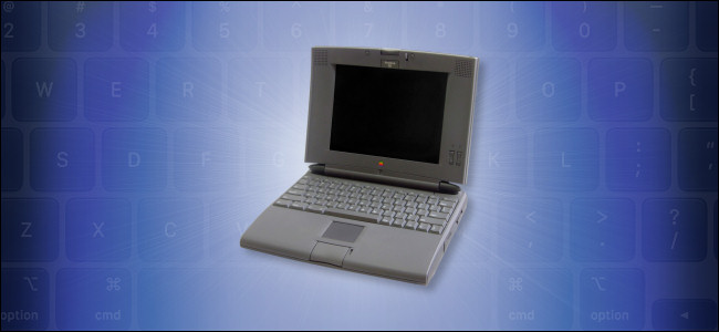 How Apple's 2020 iPad Pro Compares to the 1994 Trackpad Mac