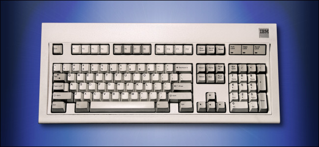 Why I Still Use a 34-Year-Old IBM Model M Keyboard
