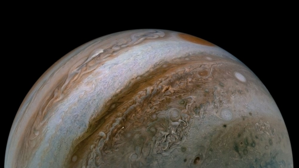 Researchers just measured Jupiter's stratospheric winds for the first time—and they're a doozy