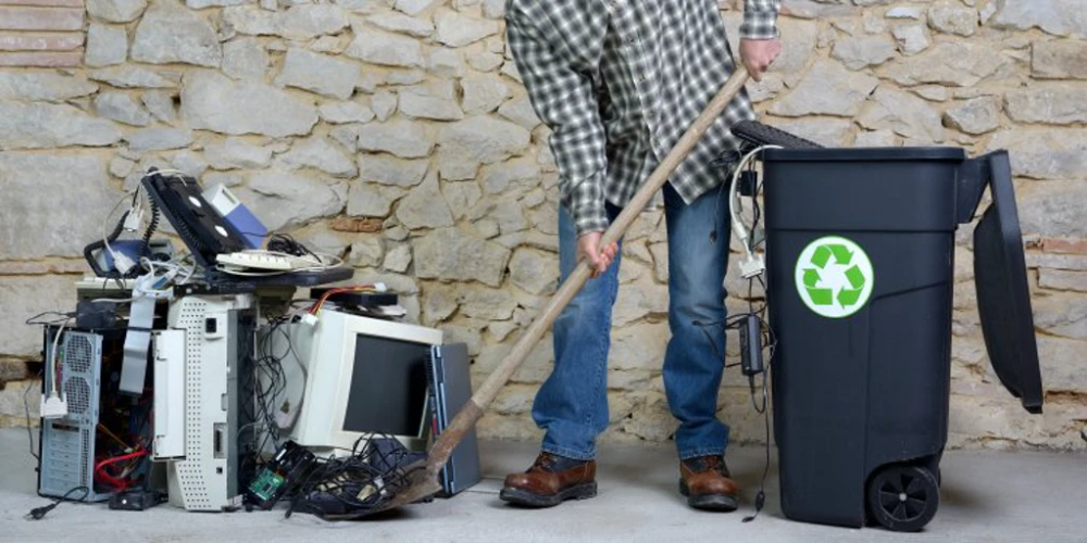 Want to Recycle an Old Computer Safely? Here's How.